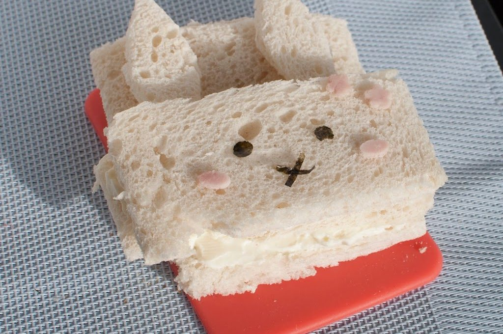 How to make sandwich Miffy